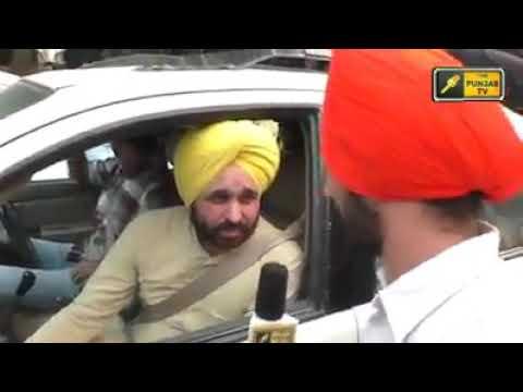 Bhagwant mann latest interview || Dharamsoot nu dutta krara jwab