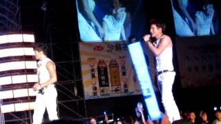 20120908 LOLLIPOP F @台南國際友好音樂節 #還要一起衝#DANCE#