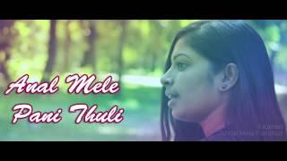 ANAL MELE PANI THULI - Tamil Music Cover By G KAMALI