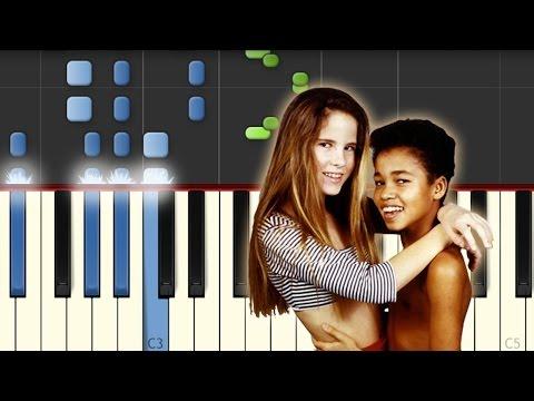 Llorando Se Fue / Kaoma / Piano Tutorial / Synthesia / Notas Musicales
