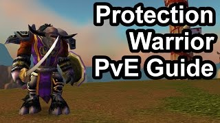 Quick Protection Warrior PvE Guide (1.12.1) [WoW Classic]