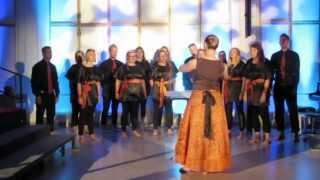 Ruamjai - Peura varsi osa @ Kaustisen folk music festival 2013