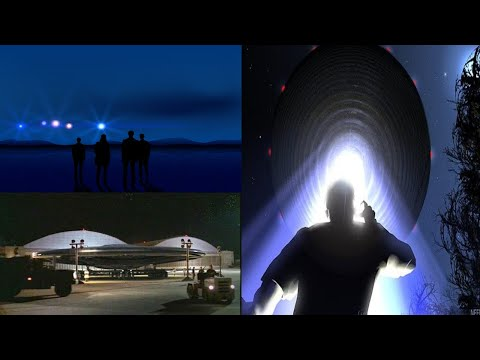 Something STRANGE Happened to This Military Man & Black UFO