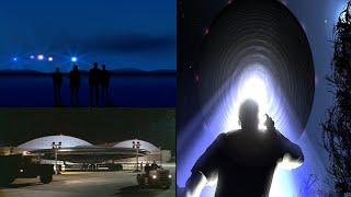 Something STRANGE Happened to This Military Man & Black UFO Leaves Man Stunned! 3/31/2018