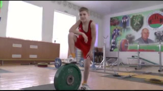 Тяжелая атлетика - наш спорт!