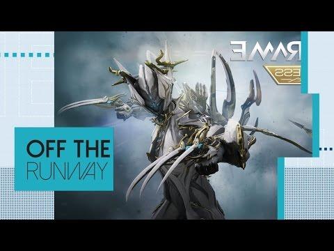 Warframe: Off The Runway - Valkyr Prime