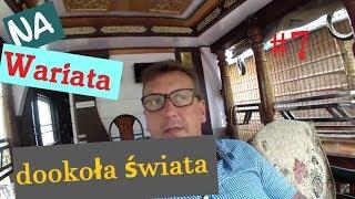 Odcinek 7 Backwaters  Pożegnanie Indii