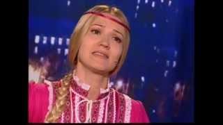 Юлия Славянская - За окном вагона церковь белая