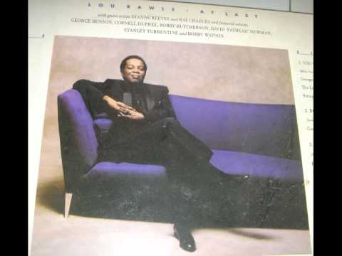 At Last - Lou Rawls with Dianne Reeves and Stanley Turrentine