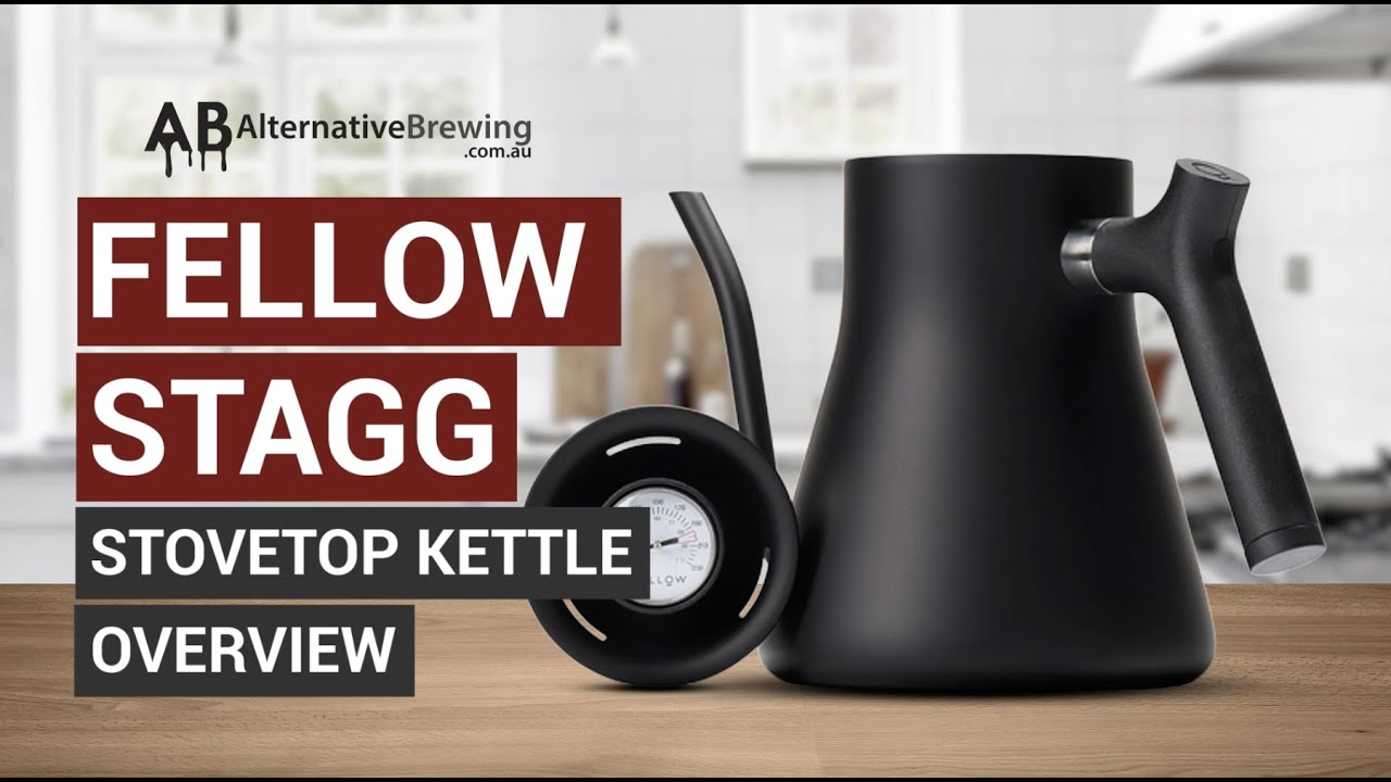 Fellow Stagg Stovetop Kettle Overview