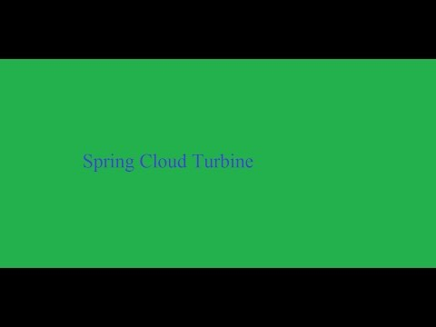 Spring Cloud Turbine