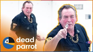 Man V Fly | Darts Player Has Ridiculous Accuracy | Season 1 | Dead Parrot