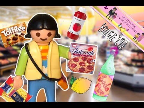 sahra geht alleine einkaufen im supermarkt von playmo city playmobilgeschichte deutsch. Black Bedroom Furniture Sets. Home Design Ideas