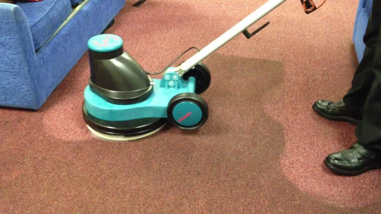 Commercial Carpet Cleaning From Zero Dry Time Youtube
