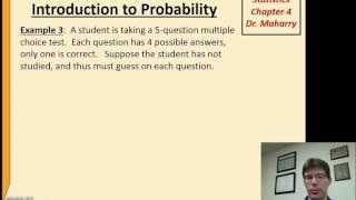 Video Math1313 chapter 4 intro probability download MP3, 3GP, MP4, WEBM, AVI, FLV November 2017