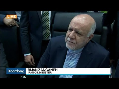 Iran Oil Minister: Sending Strong Message to Market