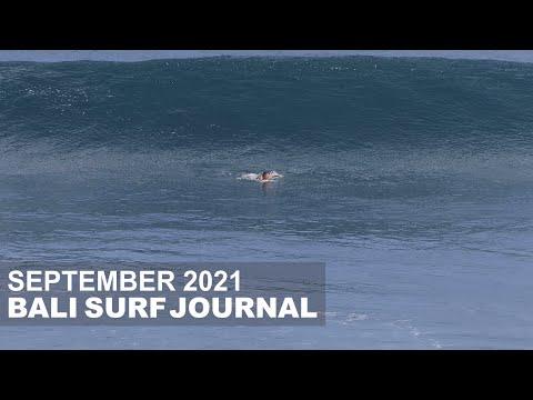 Bali Surf Journal - September 2021