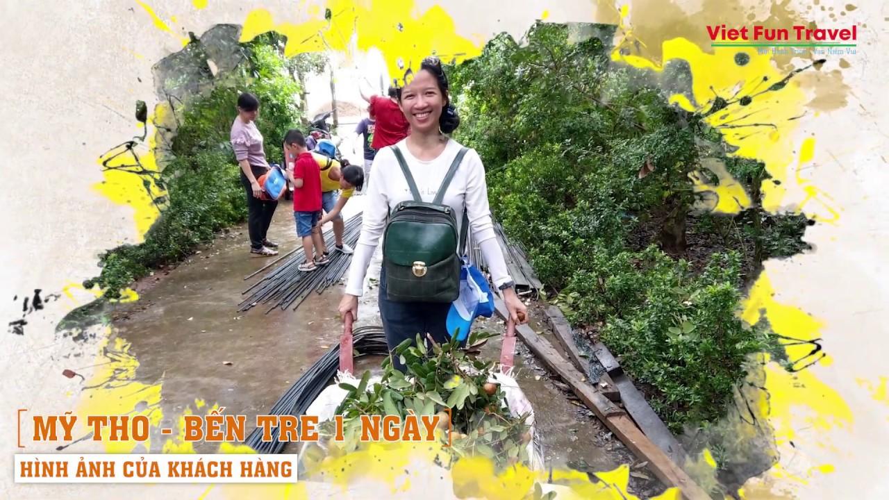 Cùng Viet Fun Travel trải nghiệm Miền Tây sông nước (Mỹ Tho – Bến Tre 1 ngày)