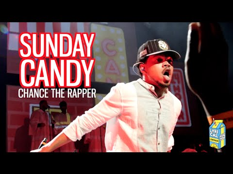 Chance The Rapper - Sunday Candy (Live Performance)
