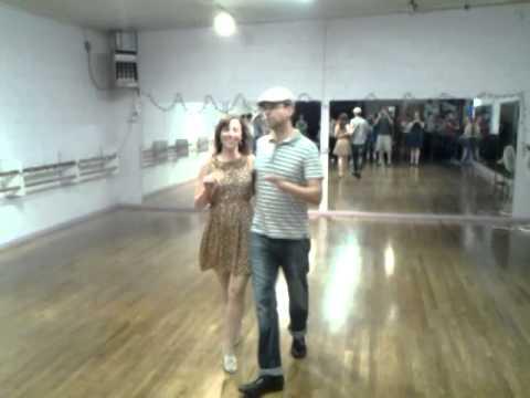 Boulder Swing Dance: Balboa Intro
