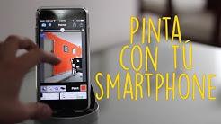 Pinta con tu iOS y Android