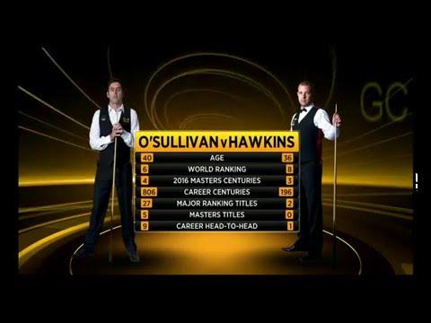 Snooker-The Masters Final 2016-O'Sullivan v Hawkins {F}