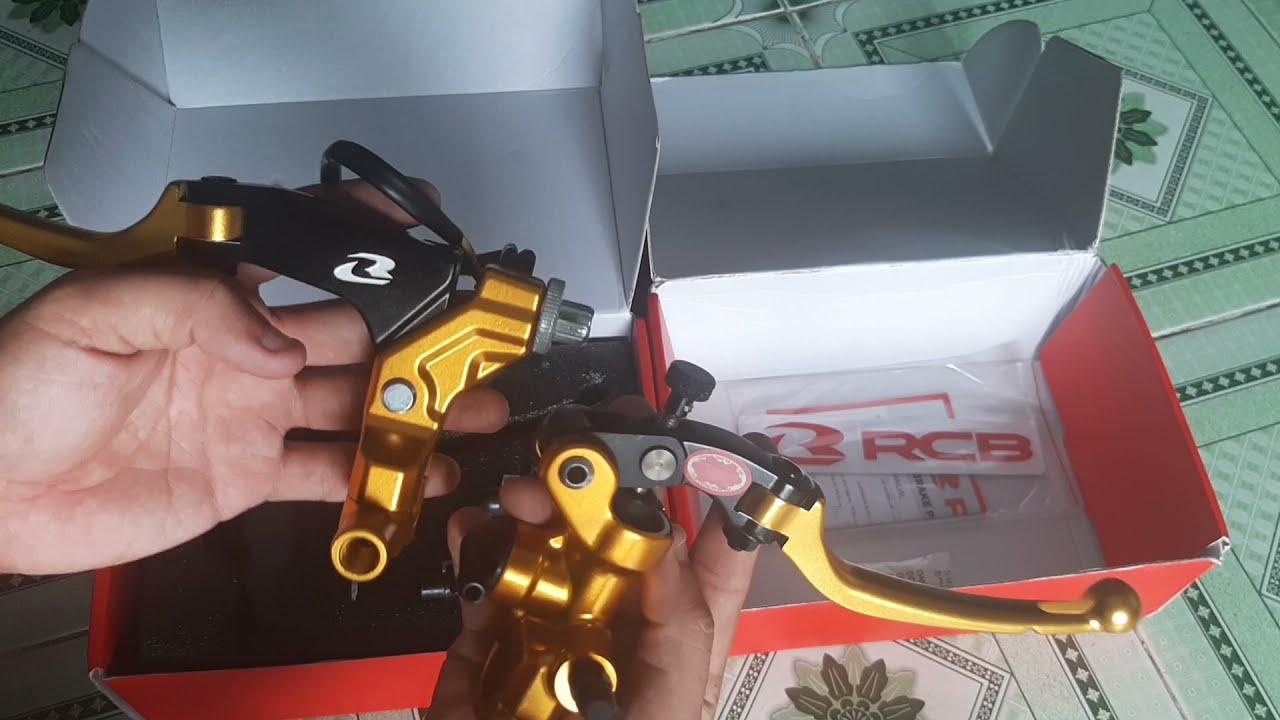 [Review] Bộ Cùm Côn Phanh RCB S1 Vàng Gold (14mm) Liên Hệ : 0942213753
