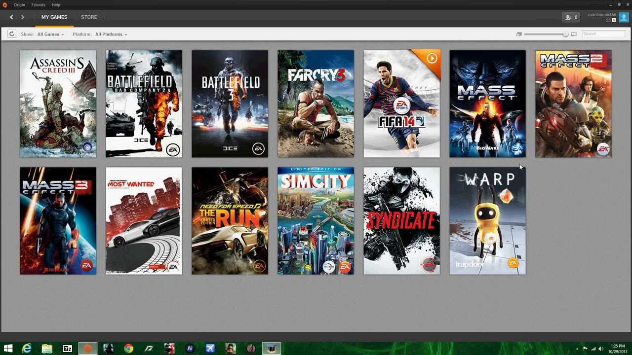 Battlefield 4 disappeared from my origin library