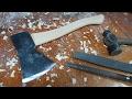Hults Bruk Hatchet Restoration