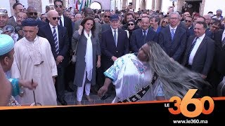 Le360.ma • شاهد أجواء افتتاح الدورة 22 لمهرجان كناوة بالصويرة