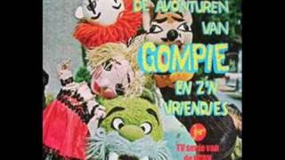 Gompie en zijn vriendjes (1e aflevering) - Kijkkastman