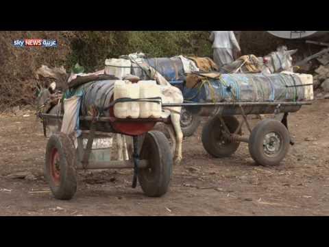 السودان.. القضارف ومعاناة مستمرة مع شح المياه  - 06:21-2017 / 4 / 22