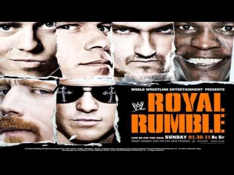 Cancion Oficial de WWE Royal Rumble  2011 + Link de Descarga