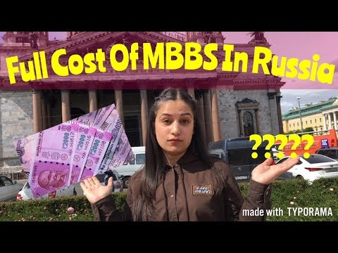 Budget For MBBS In Russia| Tuition Fees And Everything