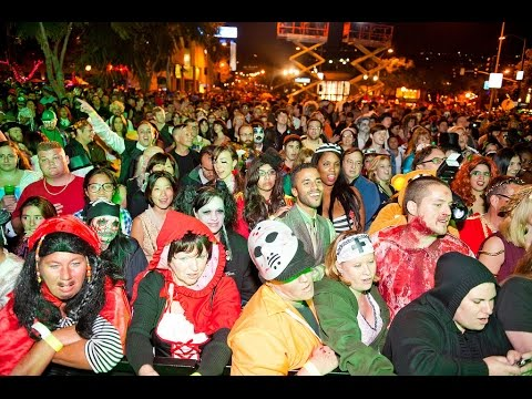 West Hollywood Halloween Carnival, 2015