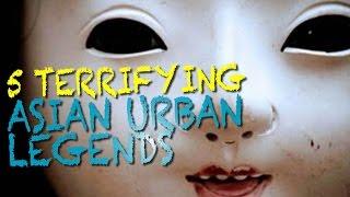 5 TERRIFYING Asian Urban Legends