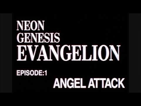 Evangalion Analysis 01: Why The Series Is Great And Episode 1 Angels Attack