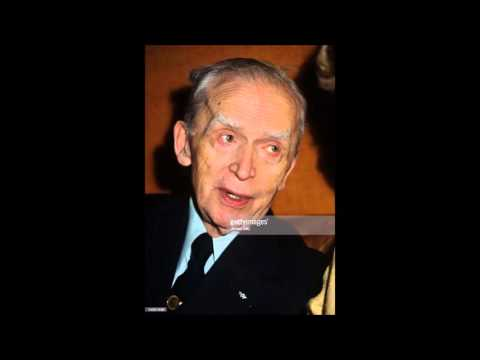 Dr. Joseph Murphy- The Power Of The Subconscious Mind (Rare Talk)