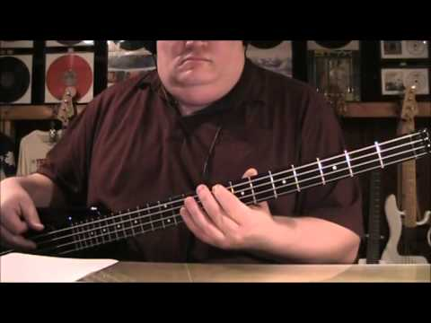 Supertramp Breakfast in America Bass Cover