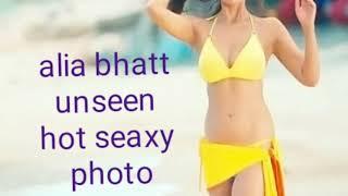 Alia bhatt unseen hot photo//alia bhatta hot seaxy photo
