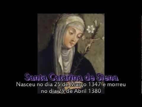 SANTA CATARINA DE SIENA