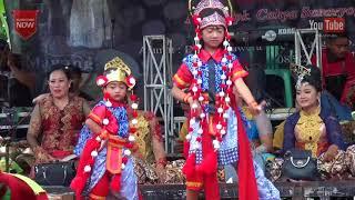 Tari Topeng Anak Kelana I Neng Agni & Tyas @ Mayang Cinde Group