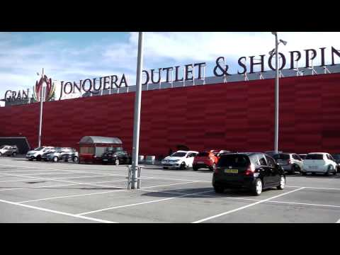 Gran Jonquera Shopping Centre, La Jonquera, Catalonia, Spain
