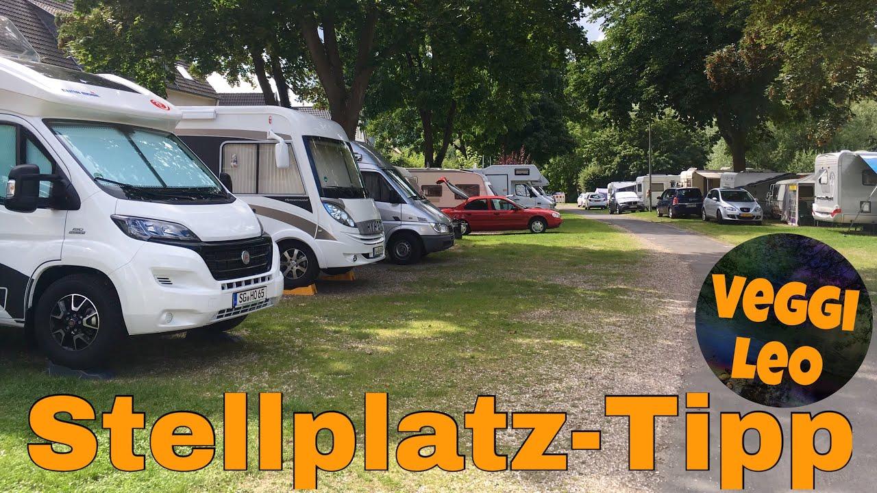 Wohnmobil Stellplatz Hamburg