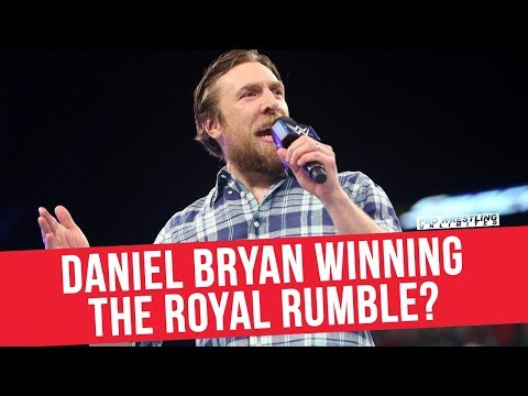 Is Daniel Bryan Winning The Royal Rumble?