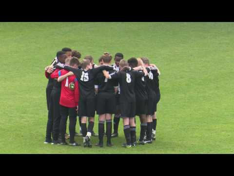 PlayStation U13 Inter Association Trophy Final: North Kent v Newcastle Upon Tyne