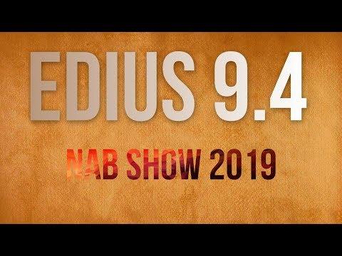 ОБНОВЛЕНИЕ EDIUS 9.4 НА РУССКОМ