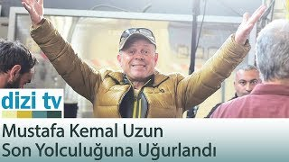 Gambar cover Mustafa Kemal Uzun son yolculuğuna uğurlandı - Dizi Tv 574  Bölüm