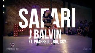 SAFARI J BALVIN | Alexis Beauregard Choreography