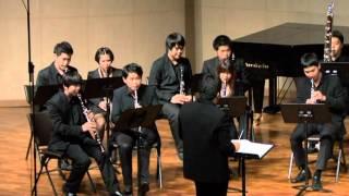 Danse Macabre Op.40 - Chales-Camille Saint Saens (CU Clarinet Ensemble)